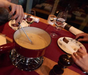 DINNER FOR YOU - Fondue & Raclette